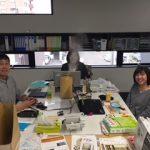 新たなケアマネさんが本日から勤務開始致し、居宅事業所が3名体制になりました。