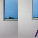 在宅患者の自宅での様子が屋外から透視できるようになる!!AIなどの技術の進歩は医療と介護を変えますね。