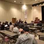 本日は札幌市在宅医療協議会の総会に参加してきました。