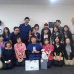 昨日は加藤先生の勤務最終日でした。先生お世話になりました!!