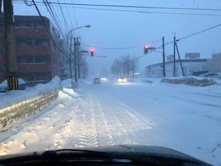 札幌は連日雪がすごすぎますね。