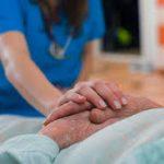 年末年始は訪問看護師さんが大活躍でした。
