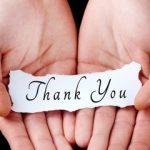 患者さんや家族に言われると嬉しい言葉とは・・・・