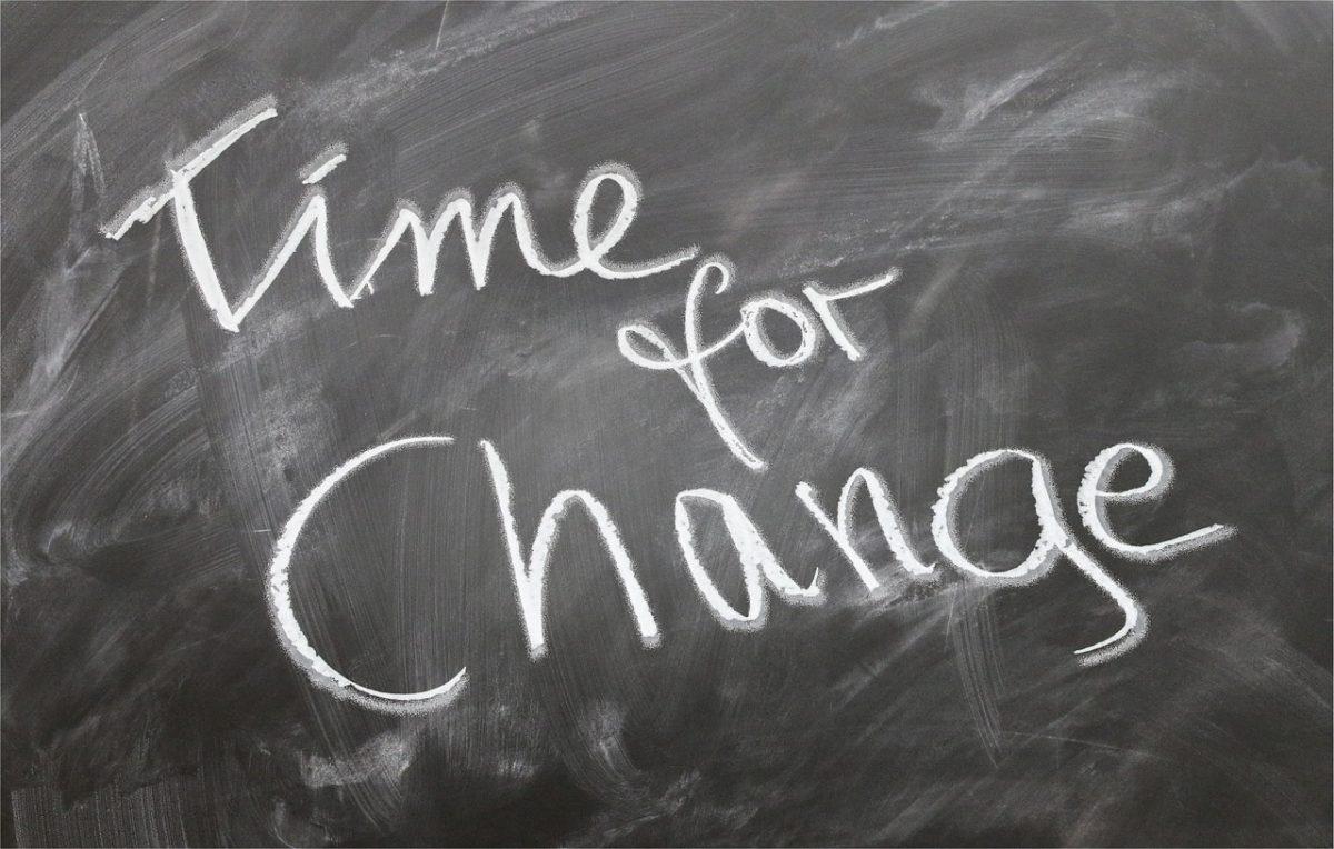 変わらなければいけない事、変わってはいけない事