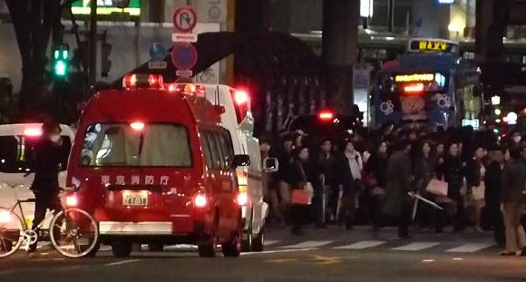 救急車の要請=蘇生の意思表示、とすべきでしょうか?