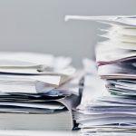 在宅の現場だけは書類だらけにしてほしくない・・・