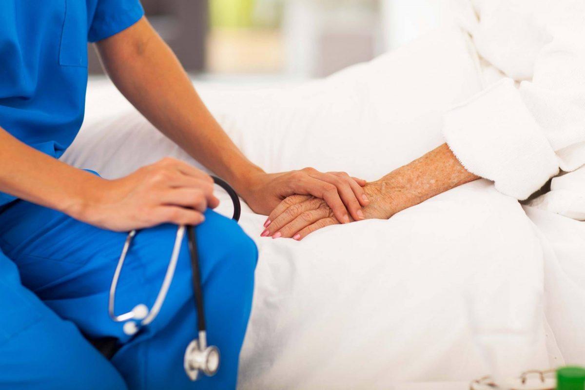 これだけの看護が自分にできるか自信がないです・・大丈夫、最初からできる人は誰もいません。
