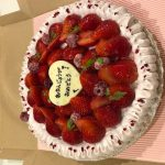 スタッフから誕生日プレゼント頂きました。ありがとうございます!